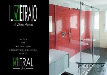 VITRALGLASS - BOX DOCCIA