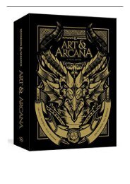 [PDF] Download Dungeons and Dragons Art and Arcana Special Edition Boxed Book and Ephemera Set A Visual