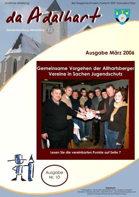 Flirt in allhartsberg - Meine stadt singles in rottenmann