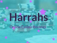 Harrahs Online Casino Reviews