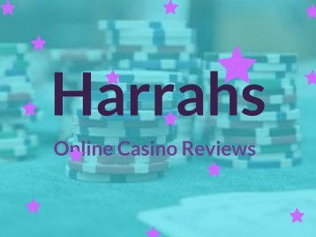 Harrahs Online Casino Reviews
