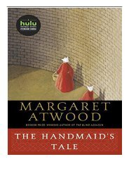[PDF] Download The Handmaid's Tale Full Ebook