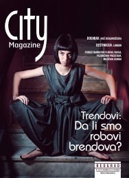 Trendovi: - City Magazine