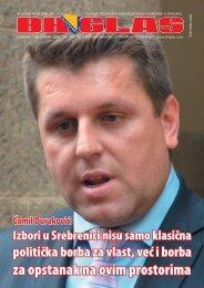 za opstanak na ovim prostorima - Svjetski Savez Dijaspore Bosne i ...
