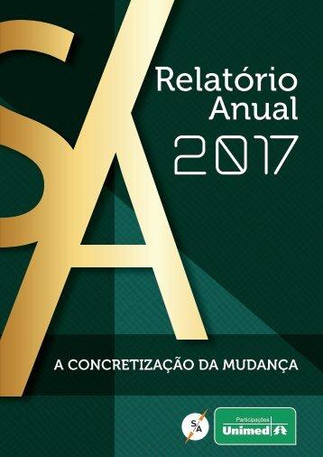 Relatório Anual 2017 - Unimed Participações