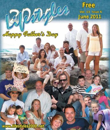 Happy Father's Day - Lifestyles 2000