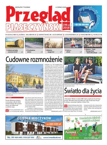 Przegląd Piaseczyński, wydanie 198