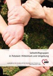 Selbsthilfegruppen in Potsdam-Mittelmark und ... - KIS Stahnsdorf