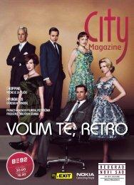 NOVI SAD BEOGRAD - City Magazine