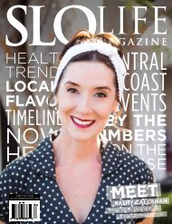 SLO LIFE Magazine Apr/May 2018