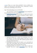 TOP 7 UK Proofreading Services in 2018-2019 - Page 3
