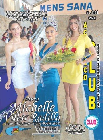 Revista Acapulco Club 1161