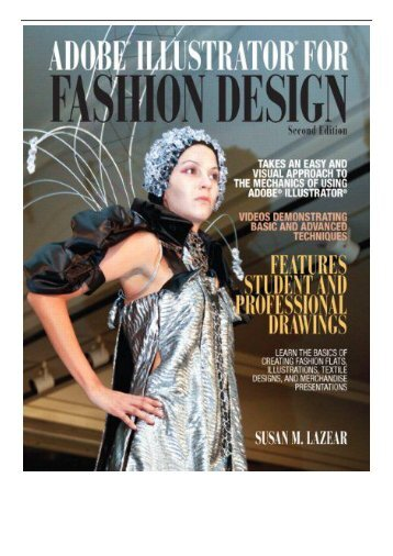 PDF Download Adobe Illustrator for Fashion Design Free eBook