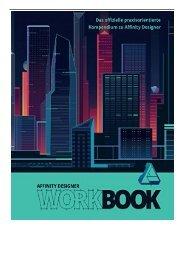 PDF Download Affinity Designer Workbook German Edition Free eBook