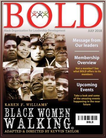 July Magazine Template