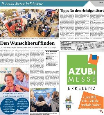 9. Azubi-Messe in Erkelenz  -06.06.2018-