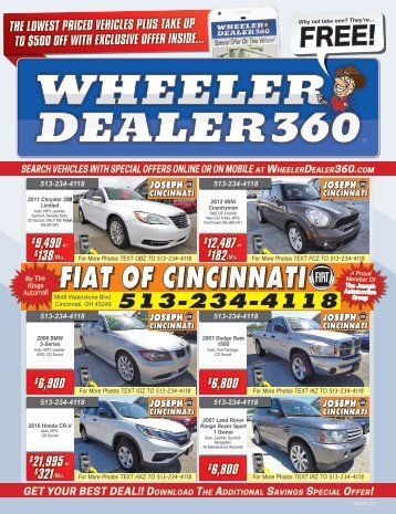 Wheeler Dealer 360 Issue 23, 2018