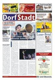 DorfStadt 08-2018