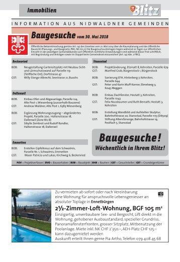 Immobilien KW23 / 07.06.18