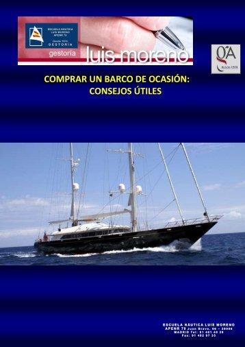 COMPRAR UN BARCO DE OCASIÓN CONSEJOS ÚTILES - Fondear.org