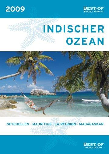 INDISCHER OZEAN - Wählen Sie aus unseren Reisezielen Ihr Ziel ...