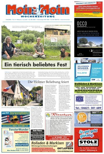MoinMoin Schleswig 23 2018