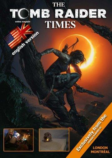 The Tomb Raider Times (#1) - English version