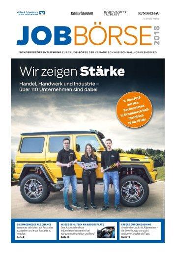 2018/23 - VR-Bank Jobbörse 2018