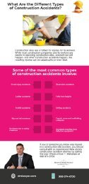 What Are the Different Types of Construction Accidents