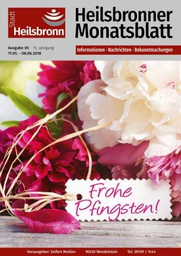 Heilsbronn - Mai 2018