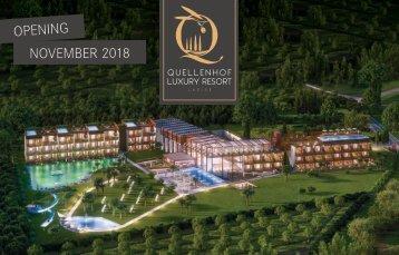 Miniprospekt Luxury Resort Lazise