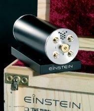 Image Hifi 02/2005 (pdf) - Einstein - Audio Components
