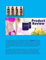 Thermo Burn - Increase Energy And Weight Loss