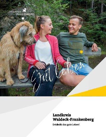 Landkreis Waldeck-Frankenberg - Entdeckt das gute Leben!