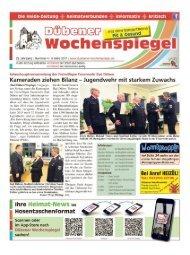 Dübener Wochenspiegel - Ausgabe 04 - 08_03_2017