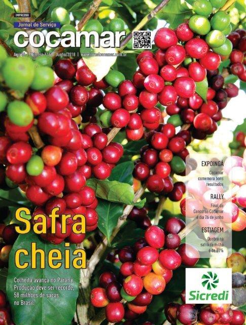 Jornal Cocamar Junho 2018