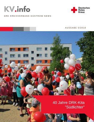 KV.info Mai 2018