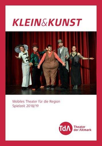 Theater der Altmark – Klein & Kunst