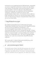 Datenschutzerklärung TB - Page 2