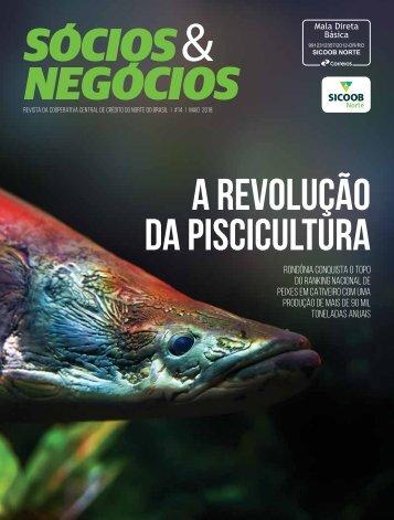 Revista Sócios & Negócios - 14ª Ediçao