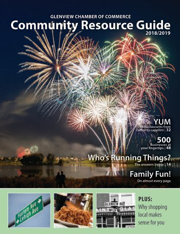 Glenview Community Resource Guide 2018