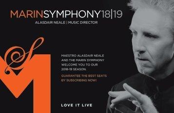 18-19 Marin Symphony Season Preview