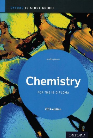 9780198393535, IB Chemistry Study Guide 2014 Edition SAMPLE40