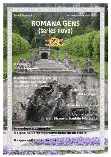Romana Gens (series nova)