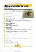Romana Gens (series nova) - Page 5