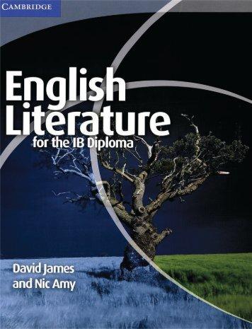 9781107402232, English Literature for the IB Diploma SAMPLE40