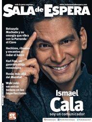 Revista Sala de Espera Venezuela Nro 159, Junio Julio 2018