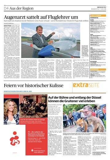 Dorffest in Haan-Gruiten  07.06.2018-