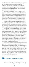 ¿QUÉ PUEDO HACER SI NO PUEDO PAGAR MIS DEUDAS? - Page 6