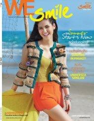 WE Smile Magazine April 2016
